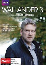 Wallander : Series 3 (DVD, 2013, 2-Disc Set)
