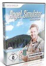 PC Computer Spiel ***** Angel Simulator - Flüsse und Seen *  Simulation *NEU*NEW