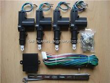 NEW 2/4 door UNIVERSAL CENTRAL LOCKING KIT FITS ANY CAR