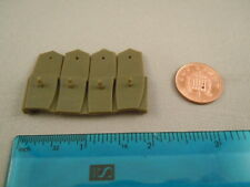ACTION MAN 40th - Cartridge belt sections