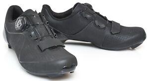 Liv Macha Comp Women Road Bike Shoes EU 37 US 7 Black 3 Bolt BOA Giant Race Tri