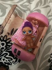 LOL SURPRISE UNDER WRAPS BLING QUEEN Series 4 Big Sister Doll Eye Spy Rare Gold