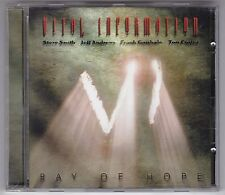 STEVE SMITH VITAL INFORMATION - RAY OF HOPE CD FRANK GAMBALE/TOM COSTER © 1996
