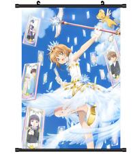 4297 Cardcaptor Sakura Clear Card-hen Anime manga wall Poster Scroll