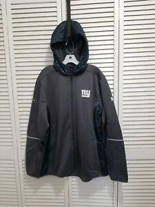 NWT Under Armour Mens New York Giants Combine Swacket Performance Jacket 3XL
