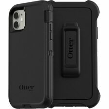 New Otterbox Defender Case for iPhone 11 - Black - Rugged Heavy Duty