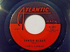 Chris Connor Senor Blues / Misty 45 1960 Atlantic Vinyl Record
