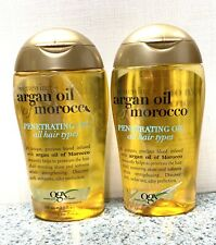 OGX Renewing + Argan Oil of Morocco Penetrating Oil-2 Pack