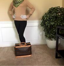 Authentic Louis Vuitton Monogram Cruiser 40 Travel Bag