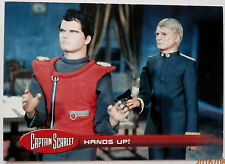 CAPTAIN SCARLET - Individual Trading Card #8, Hand's Up! -  Unstoppable 2015