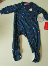 Two Macy's family Pj's Baby's one piece pajama  Size 24 Months