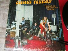 CREEDENCE CLEARWATER REVIVAL- COSMO'S FACTORY FANTASY RECORDS LP