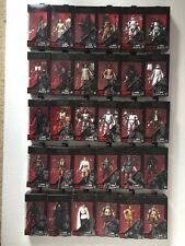 "Star Wars 6"" Black Rogue One Force Awakens Lot of 30 Figures 1-29 plus 1 Exlv"