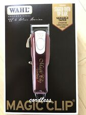 Wahl 5-Star Magic Clip Cordless Model # 8148 New