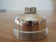 Suzuki GT750 GT550 GT380  fuel tap bowl CNC machined ( Aluminium )