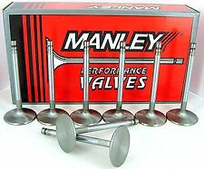 10556-8 Manley Performance Intake Valves 2.050 +100 long SB Chevy 350