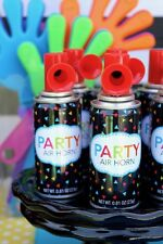 2pk Air Horns for Parties Birthdays Special Events Sports Safety Games Camping