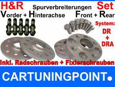 H&R DISTANZIALE RUOTE ANT+POST RENAULT CLIO SPORT, RS, RS CUP TIPO R 40/50mm SW