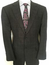 ( 41R ) jos a bank houndstooth wool sport coat blazer