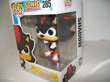 Funko Pop! Sonic the Hedgehog Shadow