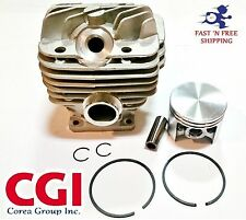044 MS440 Stihl Cylinder Piston & Ring Kit 50mm - 12mm wrist pin For Chainsaw