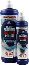 MENZERNA MARINE GELCOAT One-Step Polish Politur Bootspolitur Bootspflege 250 ml