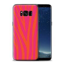 STUFF4 Gel/TPU Case/Cover for Samsung Galaxy S8 Plus/G955/Modern Vibrant