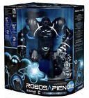 Robosapien Blue Humanoid Robot Bluetooth Remote Control NIB