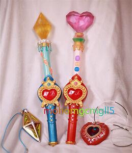 Sugar Sugar Rune Collection Chocola Vanilla Cos Magic Wand Stick Necklace Props