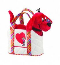 Douglas Cuddle Toys Clifford Dog Sassy Sak Tote # 7524 Stuffed Animal Toy