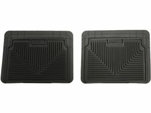 For 1995-2001 GMC Jimmy Floor Mat Set Rear Husky 79958FY 1996 1997 1998 1999