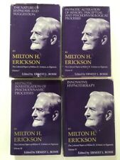 The Collected Papers Of Milton Erickson 4 Hardcover Books
