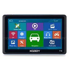 XGODY 718 7'' Navigatore Satellitare GPS 8GB Touchscreen 2D 3D Mappe EU Gratuito