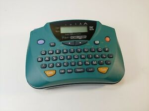 Brother Green PT-65 P-Touch Home and Hobby Label Maker Portable Handheld EUC