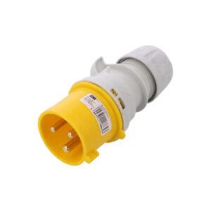 Wall Socket 3X32 110V Ip44  -  123-4