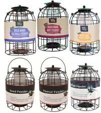 More details for hanging metal wild bird feeder feeders feeding