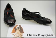 HUSH PUPPIES WOMEN'S FLAT CASUAL COMFORT SHOES SIZE 7 AUST 38 EUR