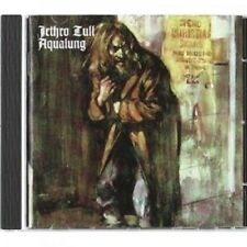 JETHRO TULL - AQUALUNG (NEW EDITION)  CD 17 TRACKS SOFT ROCK / POP ROCK NEU