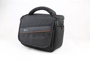 NIKON 1 S1 Camera Bag Shoulder Strap Water Resistant Lens Pocket