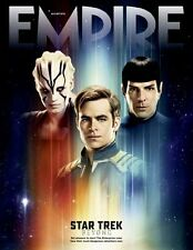 STAR TREK - Empire Magazine - August 2016 - Brand New