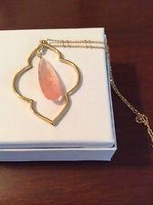 $98 kate spade new york Lantern Gems Long Pendant Necklace  #400
