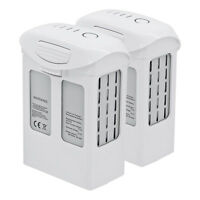 2x 15.2V 5870mAh Lipo Intelligent Flight Battery for DJI Phantom 4 Pro Plus