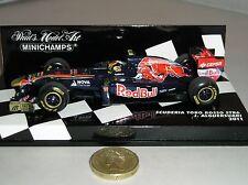 Minichamps 410110019 Scuderia Toro Rosso Str6 Auto De F1 2011 J. Alguersuari 1:43