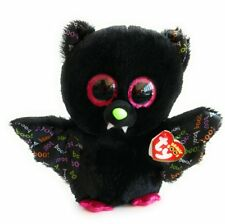 "Ty Halloween Beanie Boos Dart the Bat Medium 9"" Plush Toy"