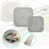 Hair Stopper Sink Filter Silicone Bathroom Drain Strainer Shower Drain Covers