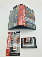 Sega Genesis CIB Complete Tested Best Of The Best Championship Karate Ships Fast