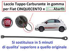 Laccetto Filo Cordino Cavetto per Tappo Serbatoio FIAT CINQUECENTO 2007 > T.T.