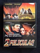 Furia De Alacranes/Pa' Morir Nacimos (2) Peliculas DVD