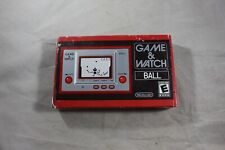 Ball Nintendo Game & Watch Portable System NEW #2 US English