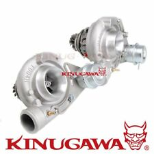 Kinugawa Turbo CHRA Upgrade Kit Mitsubishi 6G72T 3000GT TD04-13T Direct Bolt On